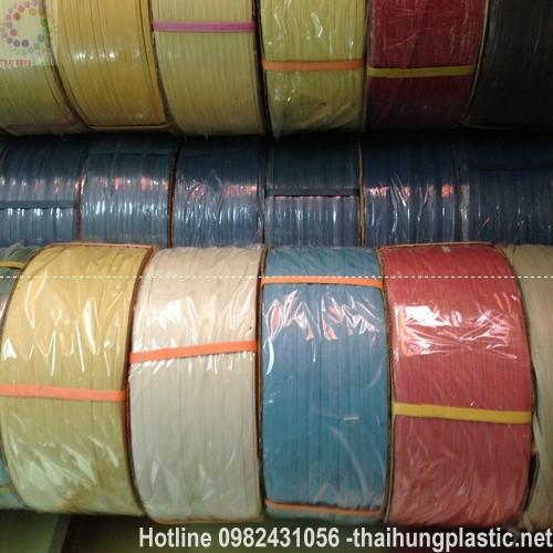 Sản phẩm dây đai pp - thái hưng plastic