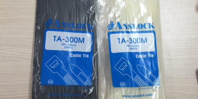 Dây rút nhựa Anslock