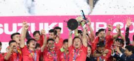 Túi nilon Thái Hưng đồng hành cùng vô địch VFF 2018